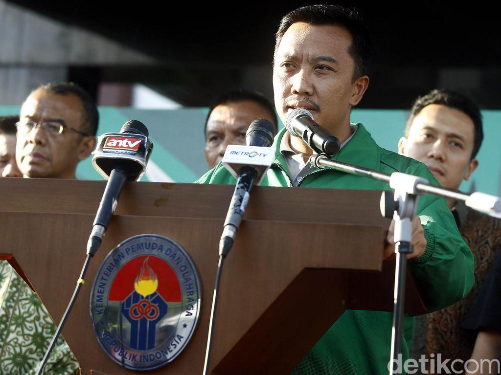 Menpora Siap Serahkan Hasil Kajian Pencabutan Pembekuan PSSI ke Jokowi