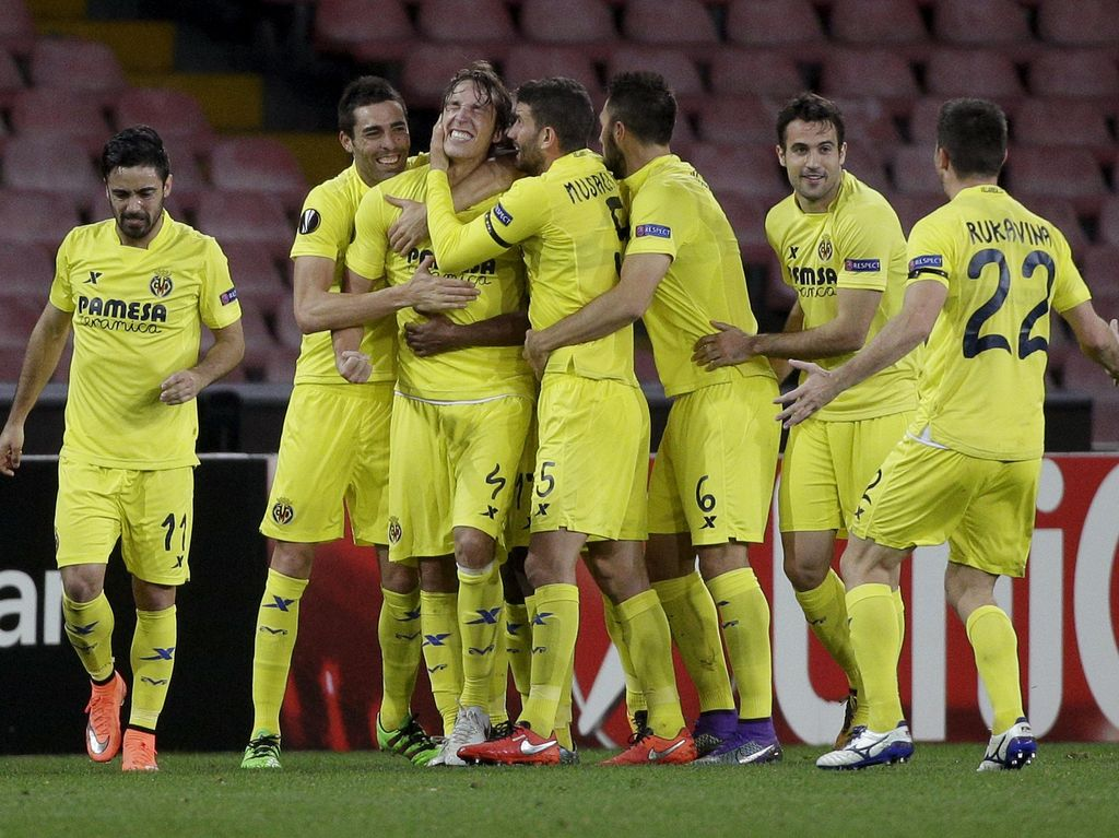 Villarreal Singkirkan Napoli