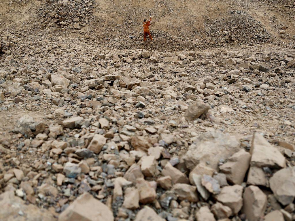 Tambang Batu Bara di Ukraina Timur Meledak, 17 Orang Tewas