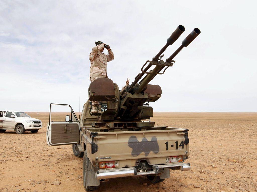 Kantor KPU Libya Diserang Bom Bunuh Diri, 11 Orang Tewas