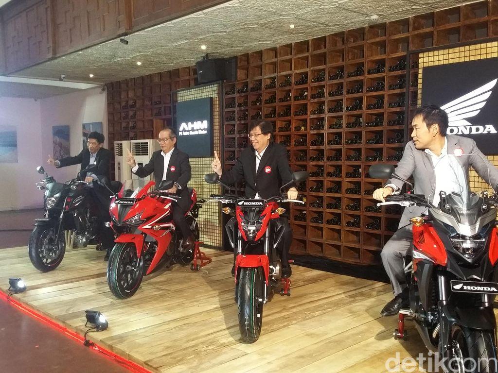 Honda CBR500R Tambah Line Up Moge Honda