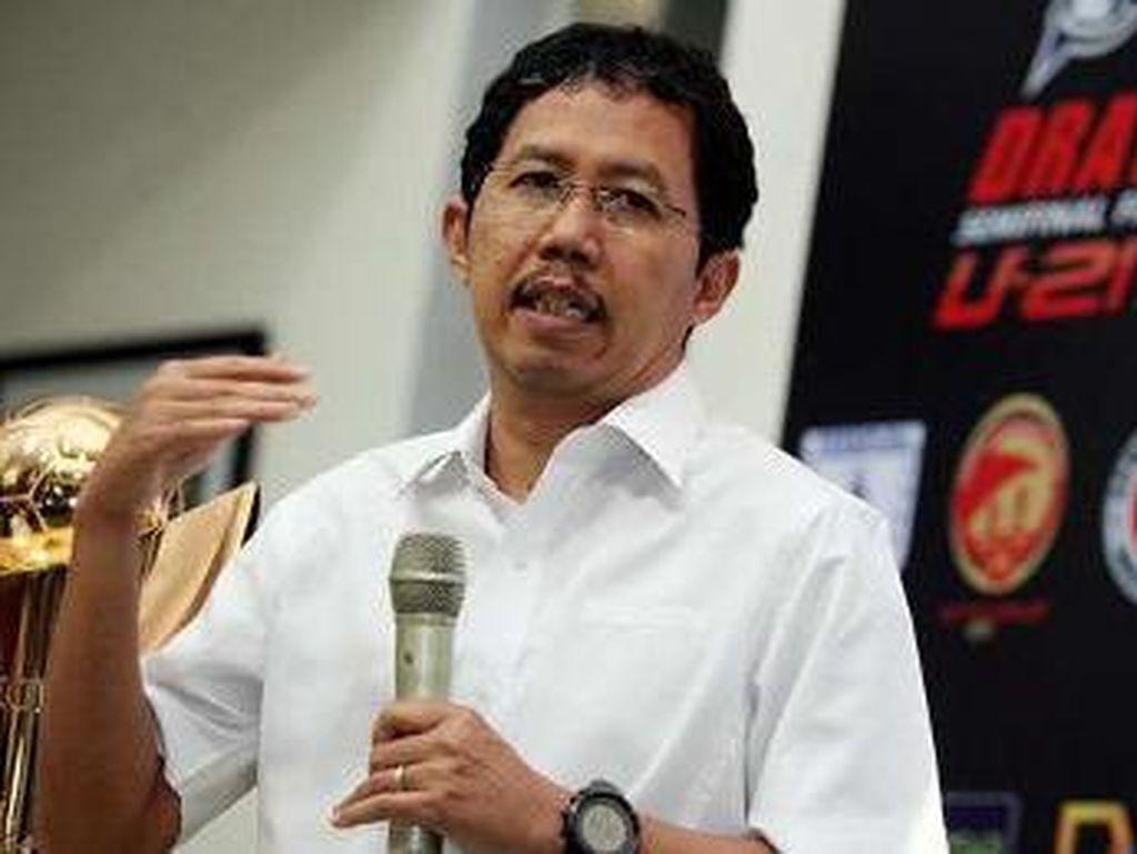 Lanjut Plt Ketua Umum atau Tidak, Nasib Joko Driyono di Tangan Komite Etik