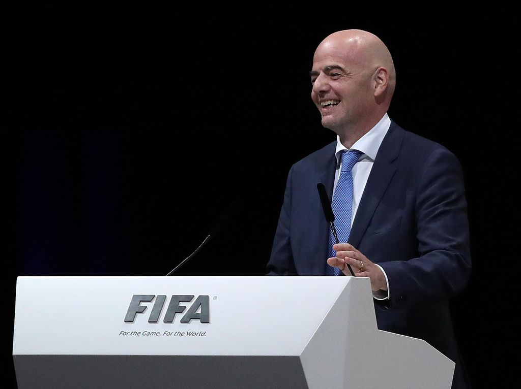 FIFA Berencana Buat Piala Dunia Mini