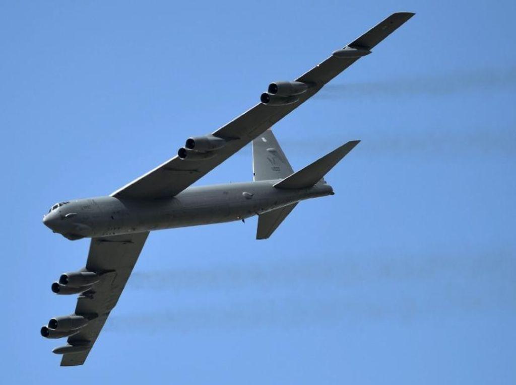 2 Pesawat Pengebom Milik AS Kembali Terbang di Laut China Selatan