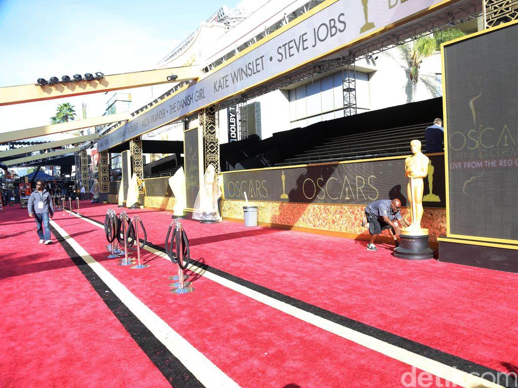 Karpet Merah Sepanjang 7 Km Siap Sambut Oscar 2020