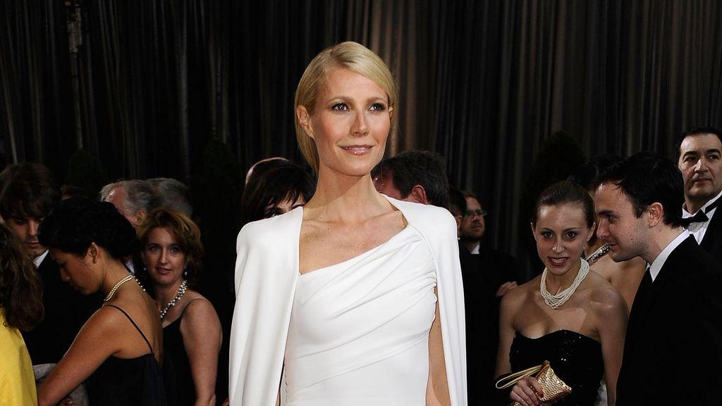 Skip Pakai Foundation dan Bedak, Ini Rahasia Kecantikan Gwyneth Paltrow