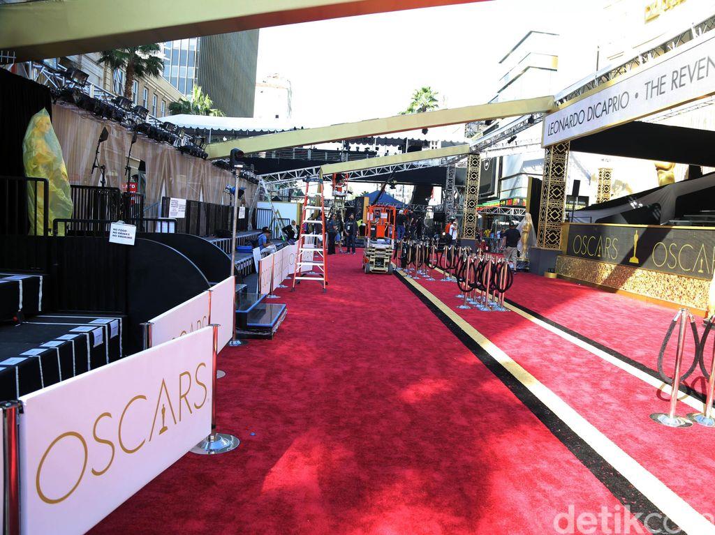 Ini Jalur Red Carpet Oscar yang Bakal Dilewati Selebriti