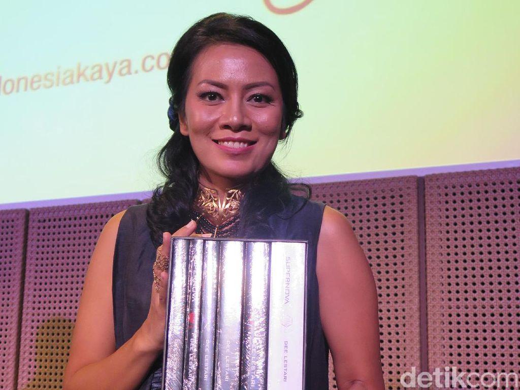 Dee Lestari Rilis Buku Terbaru soal Ilmu Merawat UMKM Indonesia