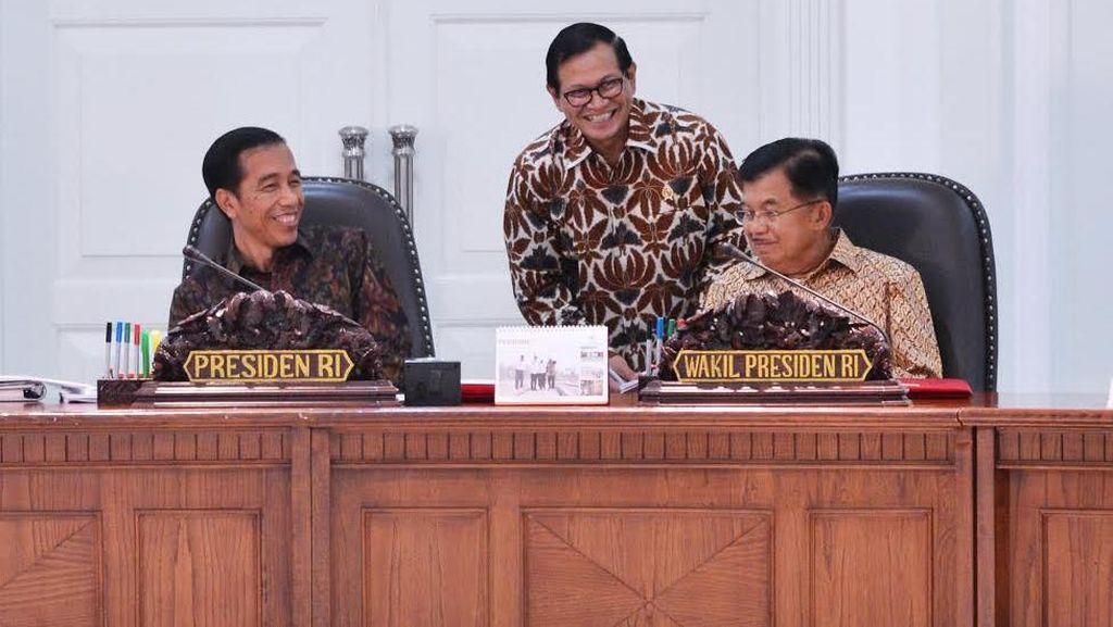 Jokowi Putuskan Bentuk 6 Holding BUMN