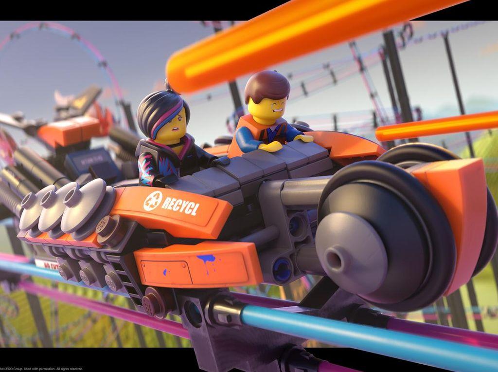 LEGOLAND Malaysia Luncurkan Wahana Baru, Bioskop Film LEGO 4D