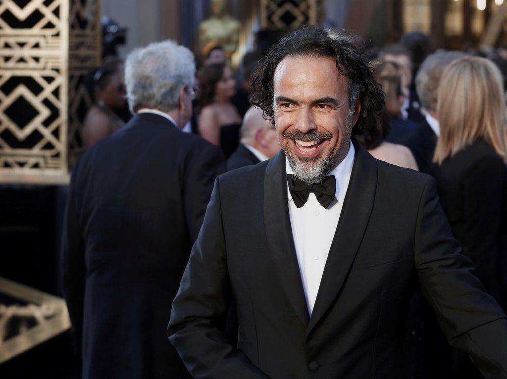 Alejandro G Inarritu, Pengantar Leonardo DiCaprio Dapatkan Oscar Pertamanya