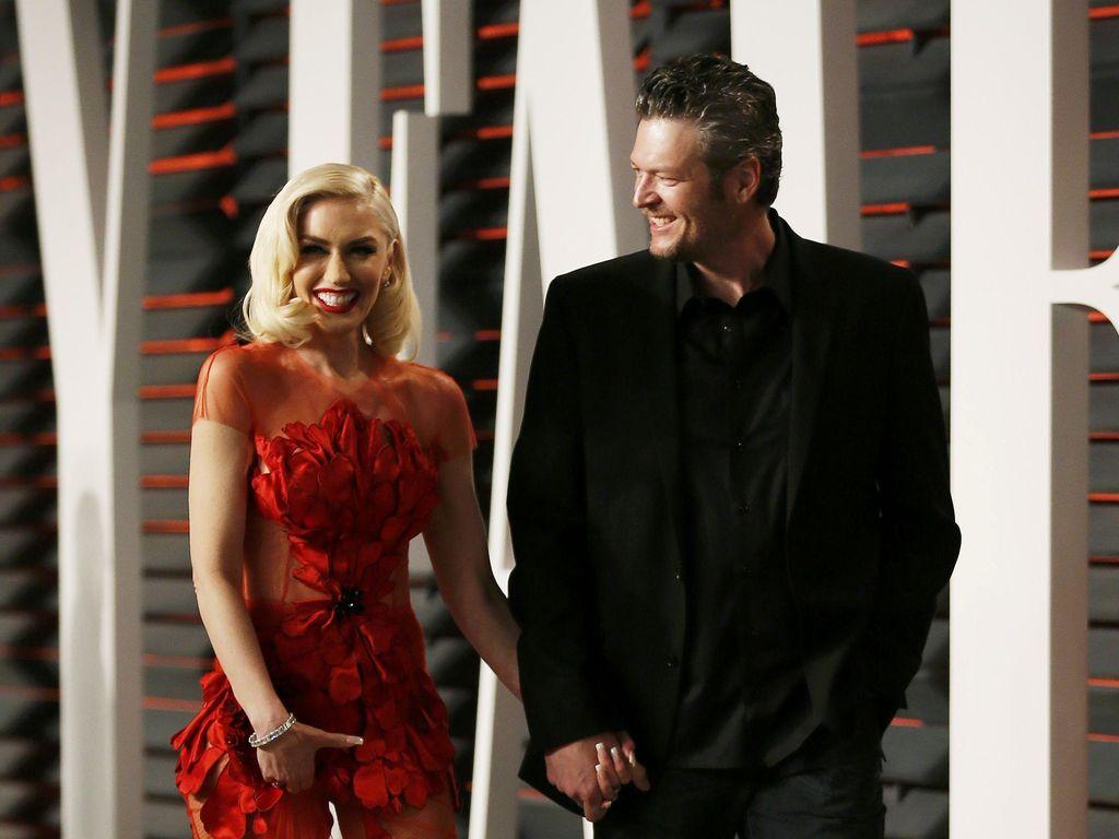 Blake Shelton Akan Segera Lamar Gwen Stefani