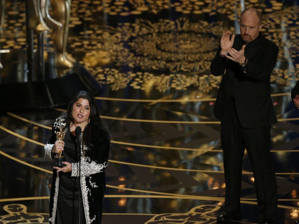Ini Wanita Pertama yang Menang 2 Oscar untuk Film Dokumenter