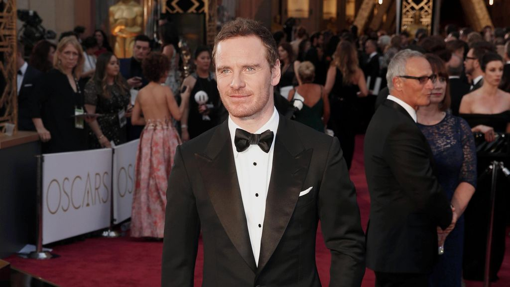 Gagahnya Para Nominator Best Actor di Red Carpet Oscar 2016