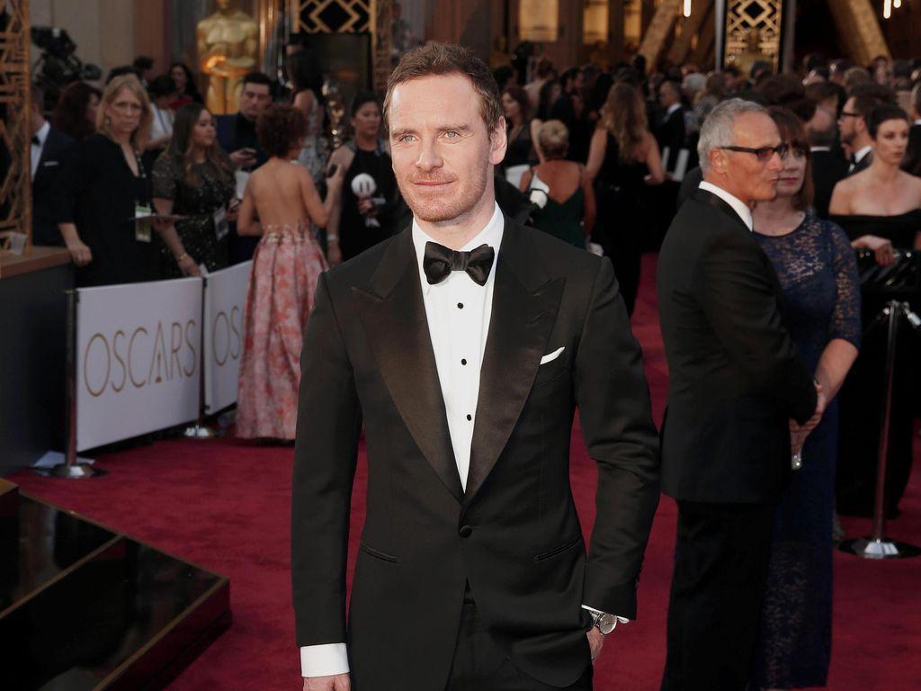 Alasan Michael Fassbender Ajak Sang Ayah ke Oscar