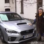 Nenek 81 Tahun, Nyetirnya Subaru WRX