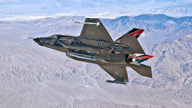 Jet F-35 adalah salah satu pesawat tempur tercanggih Amerika Serikat saat ini.