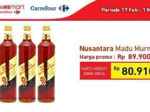 Promo Menarik Kopi, Madu, Hingga Selai Buah di Transmart Carrefour