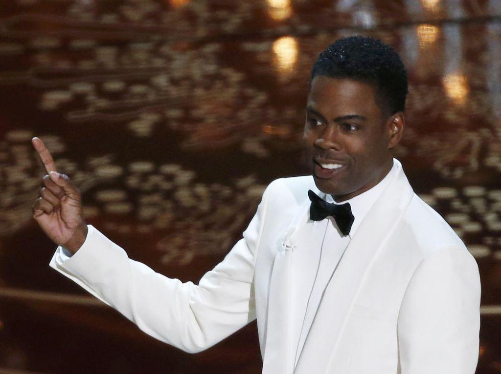 Humor Chris Rock Dinilai Rasis, Bintang Asia Protes pada Oscar