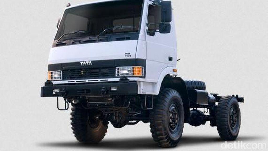 Tata Suplai Kendaraan SAR untuk Brimob
