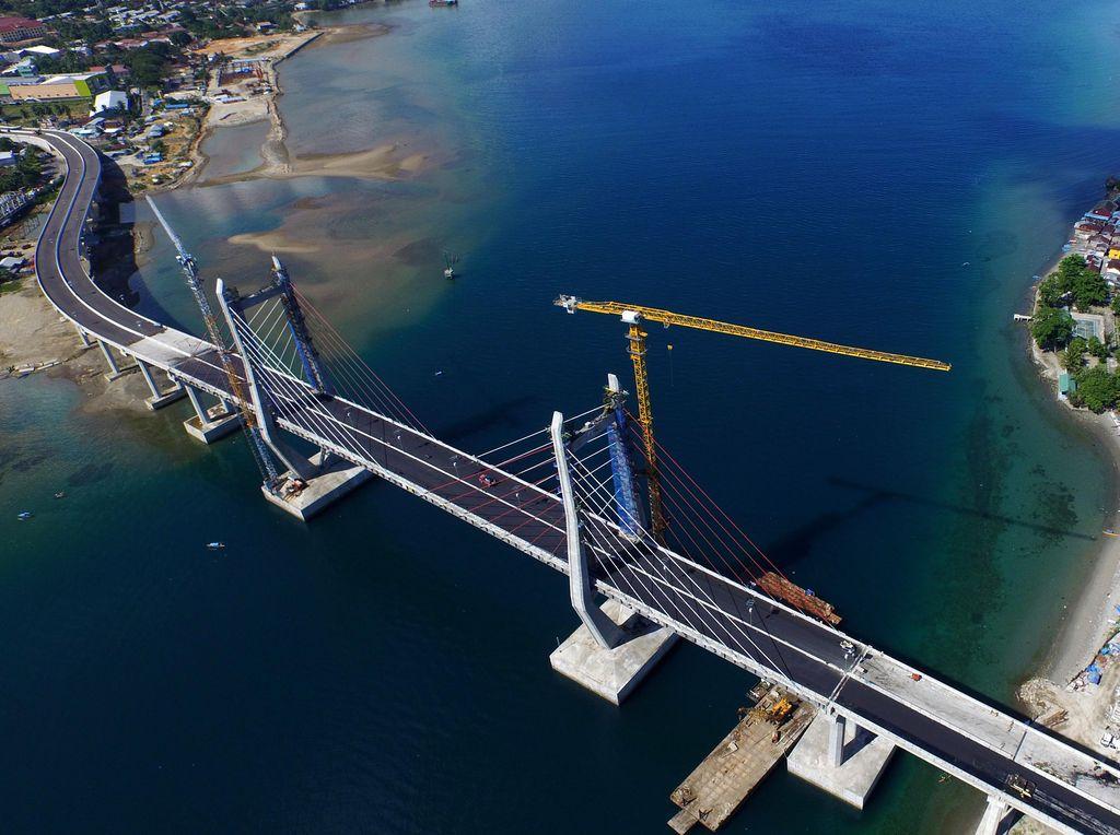Jembatan Terpanjang di Timur RI Terguncang Gempa, Basuki: Masih Aman