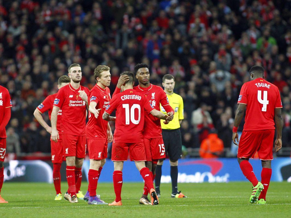Gagal di Piala Liga Inggris, Liverpool Bertekad Habis-habisan di Liga Europa