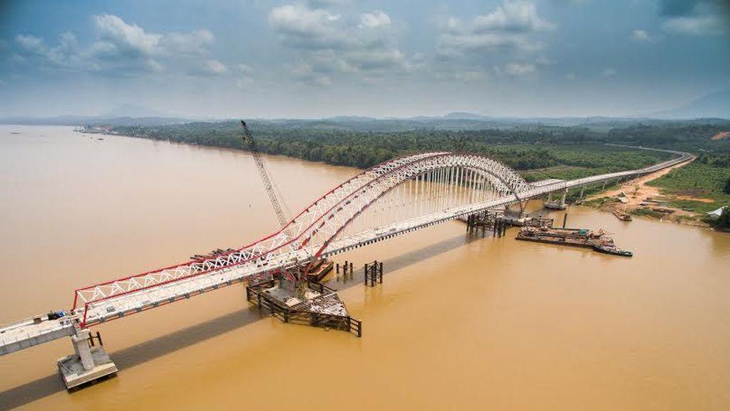 Cilacap Akan Punya Jembatan Apung Pertama di RI