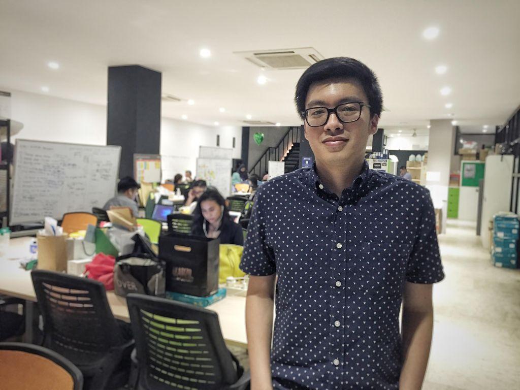 CFO Go-Jek: Industri Teknologi Indonesia Menjanjikan, Tapi...