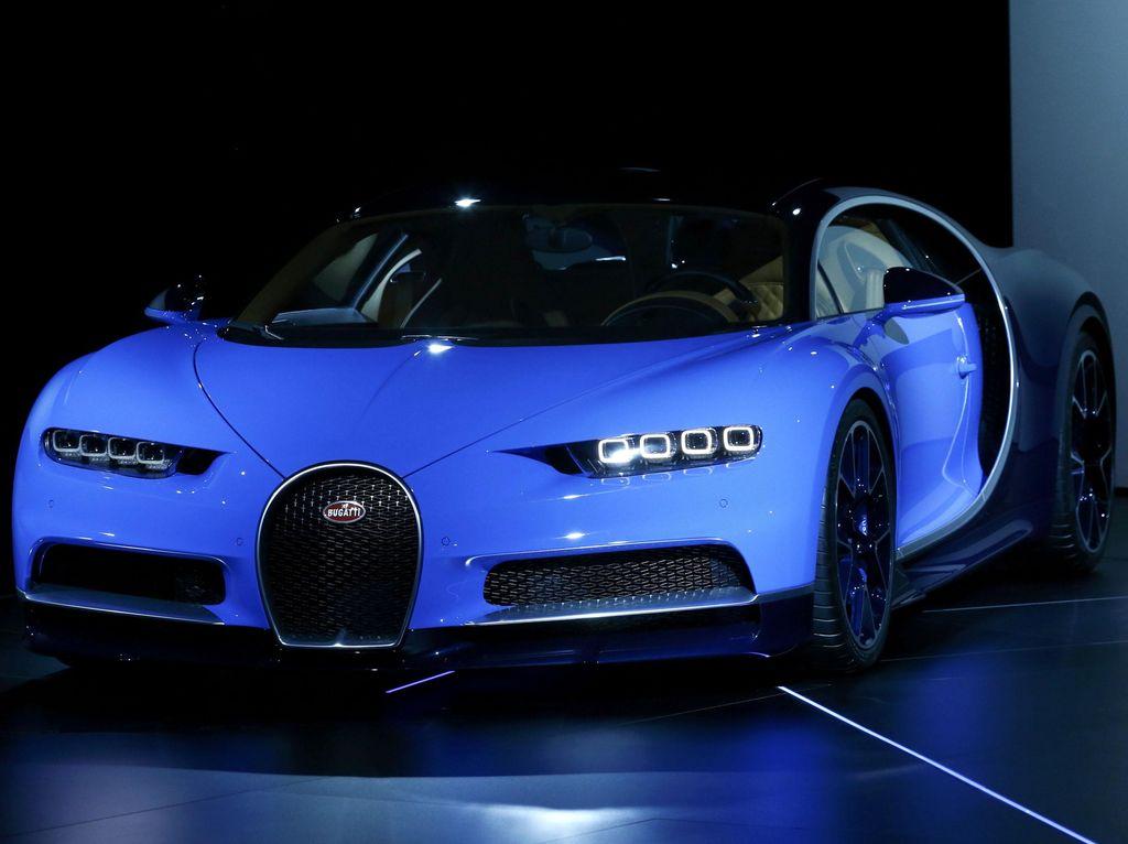 Bugatti Siapkan Mobil Super 500 Km/Jam! Bingung Cari Bannya