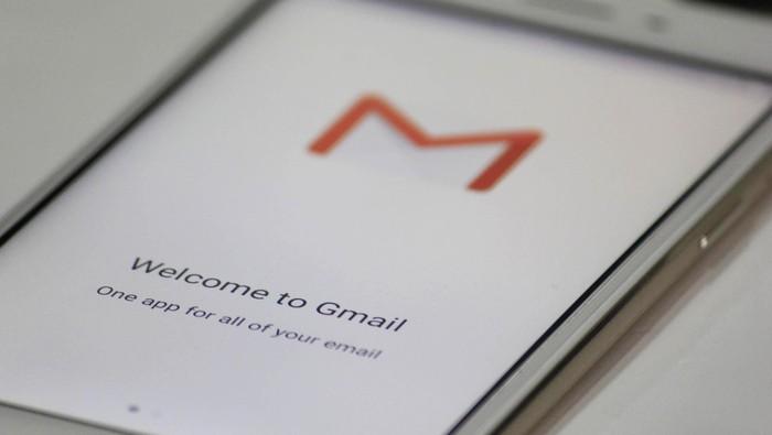 Google resmi hentikan layanan Gmail Offline. Foto: detikINET - Irna Prihandini