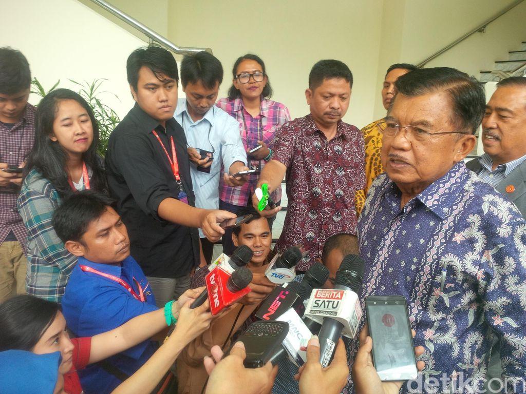 JK Soal Daerah Otonomi Baru: Selesaikan Aturan Pelaksana Dulu