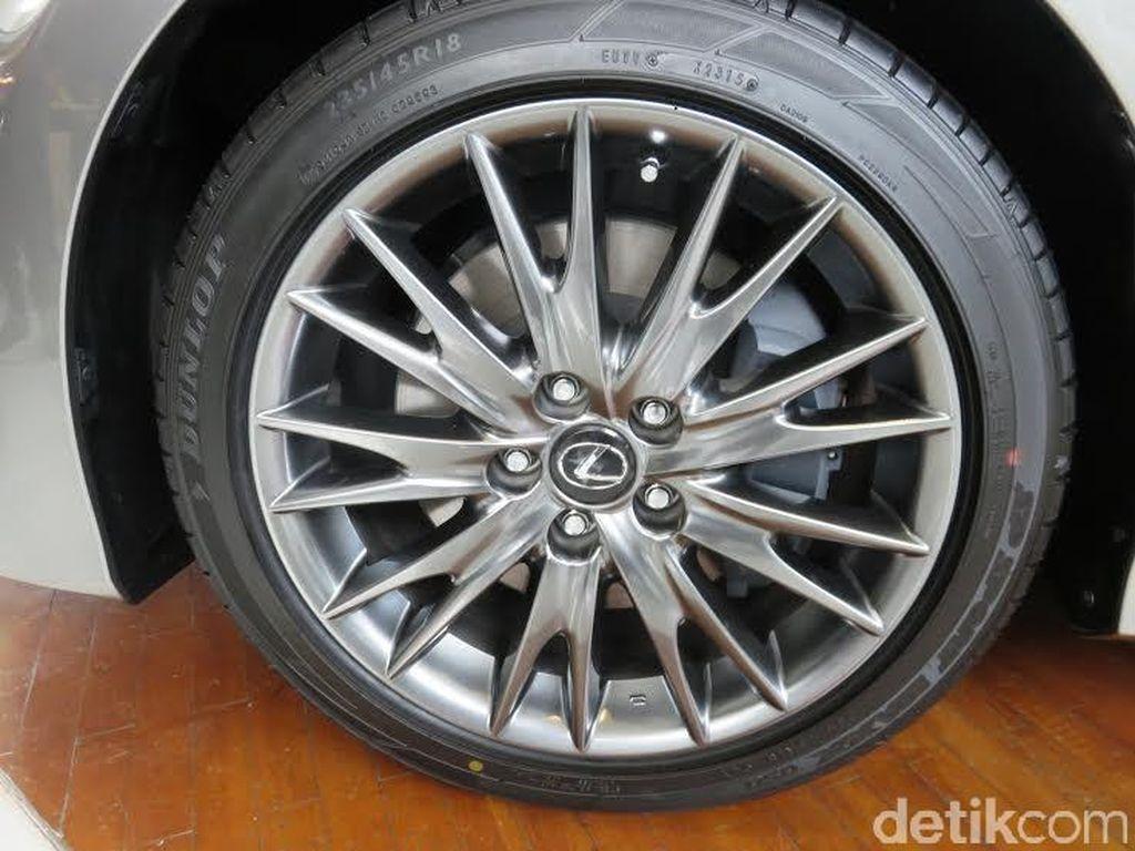 Lexus Ajukan Paten Baru, Kemungkinan Mobil Sport