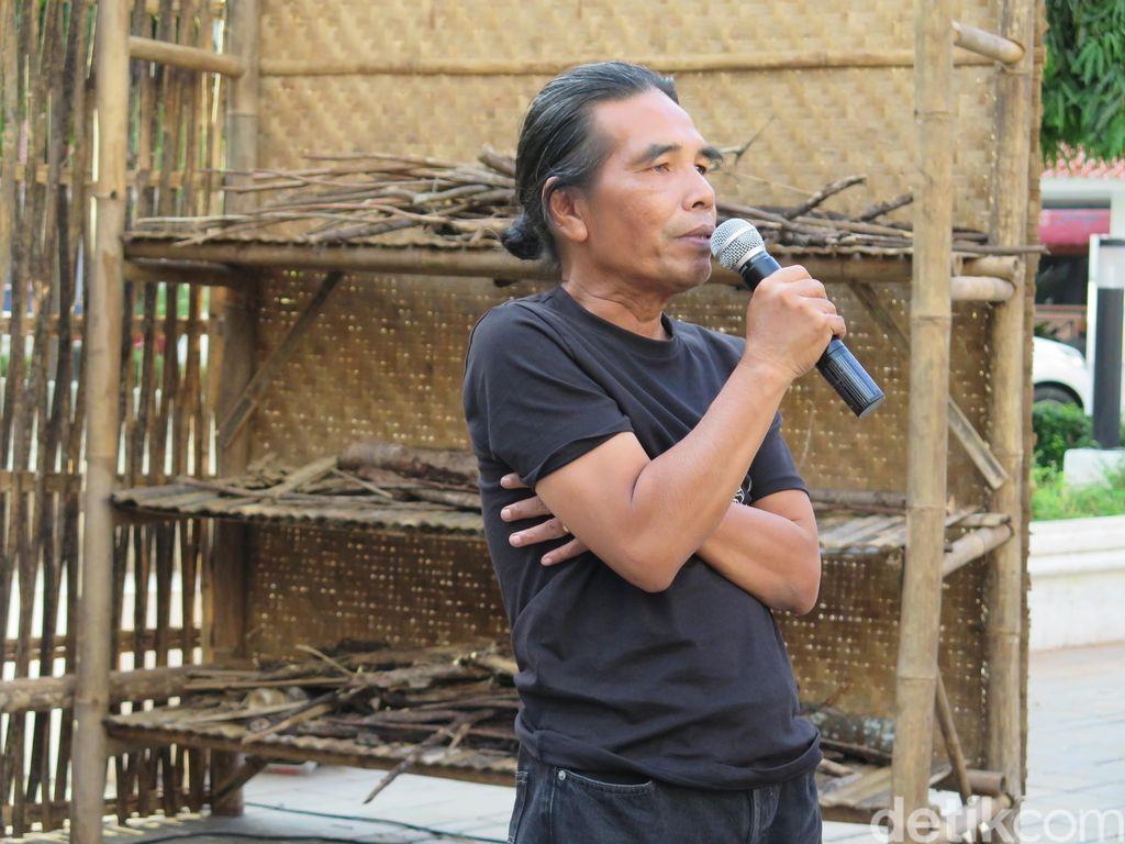 Perupa Hanafi Pameran Tunggal di Bali