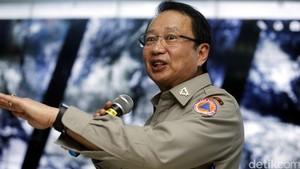 Cegah Kebakaran Hutan, BNPB Siagakan Heli dan Satgas di Darat