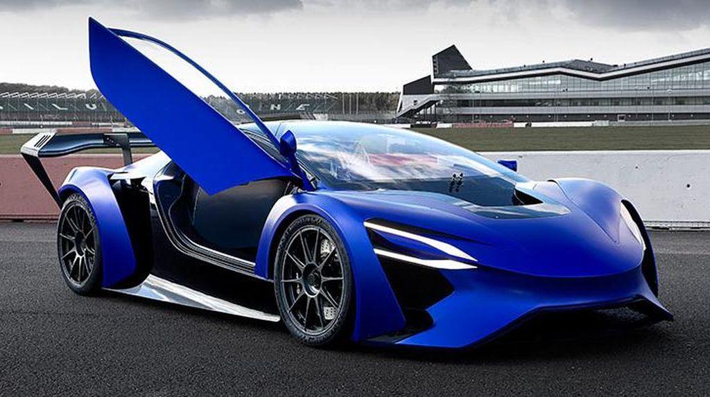 Ini Mobil Super Hybrid Asal China