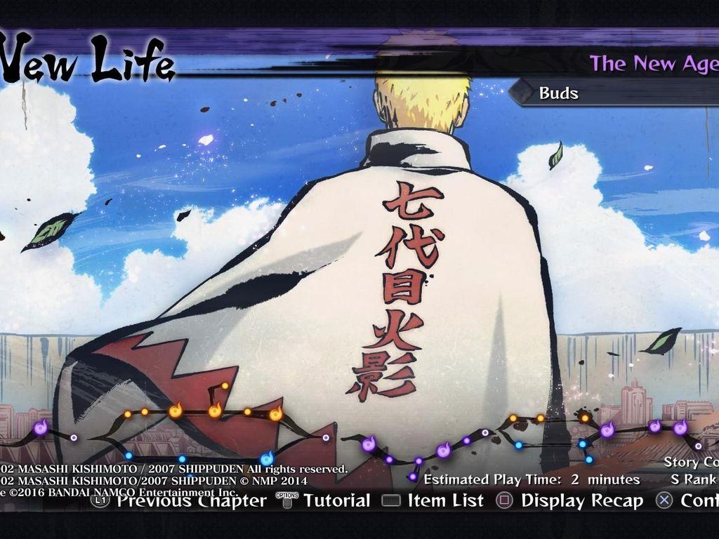 Seri Pamungkas Naruto Ultimate Ninja Siap Dirilis