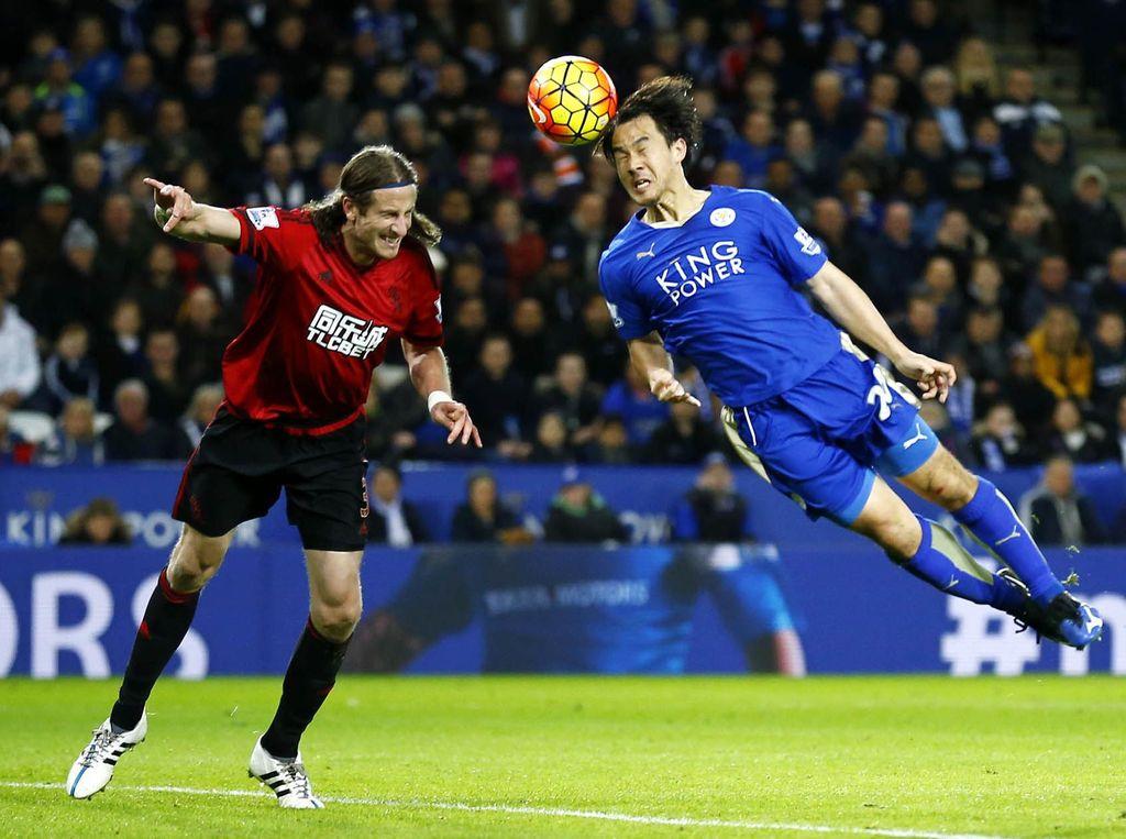 Leicester Diimbangi WBA 2-2
