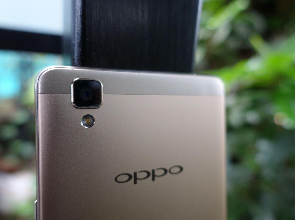Oppo R9 Meluncur 17 Maret