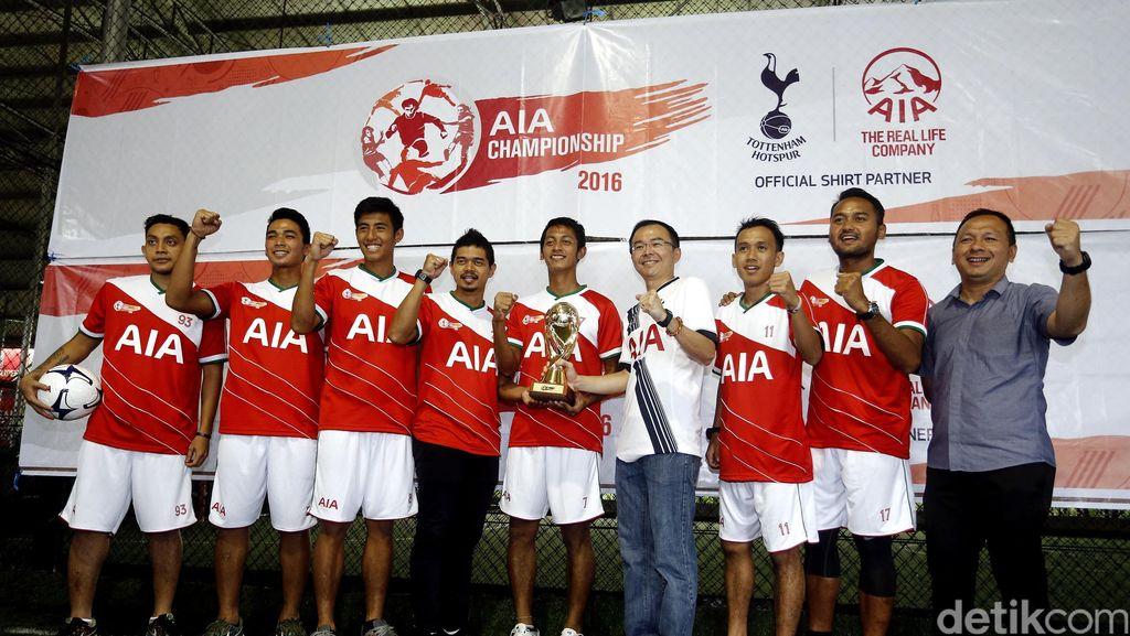 BP Bersama AIA Championship Siap Berlaga di Hong Kong