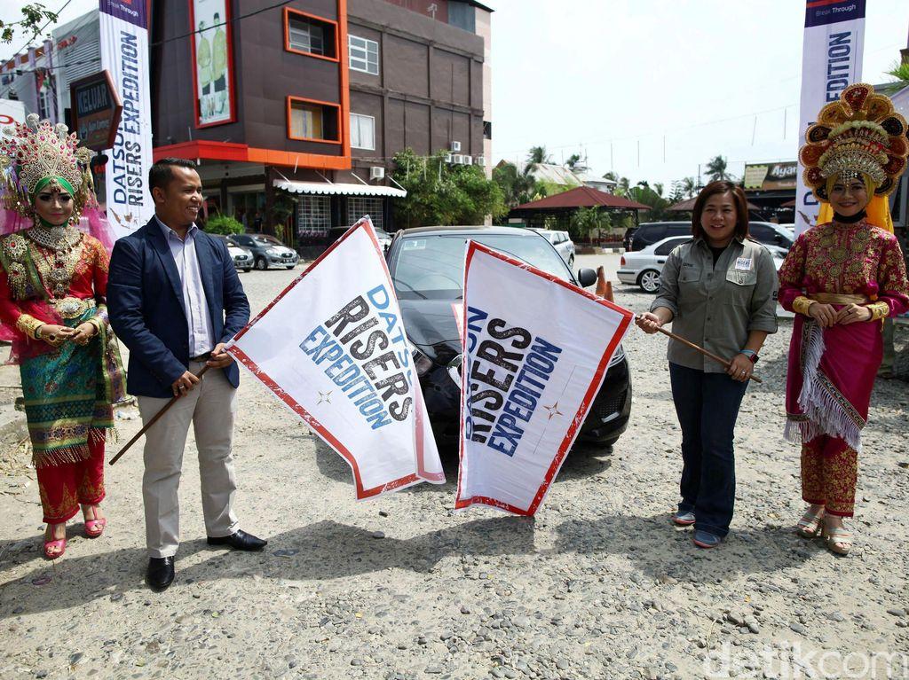 Datsun Risers Expedition Seri Pamungkas Resmi Digelar