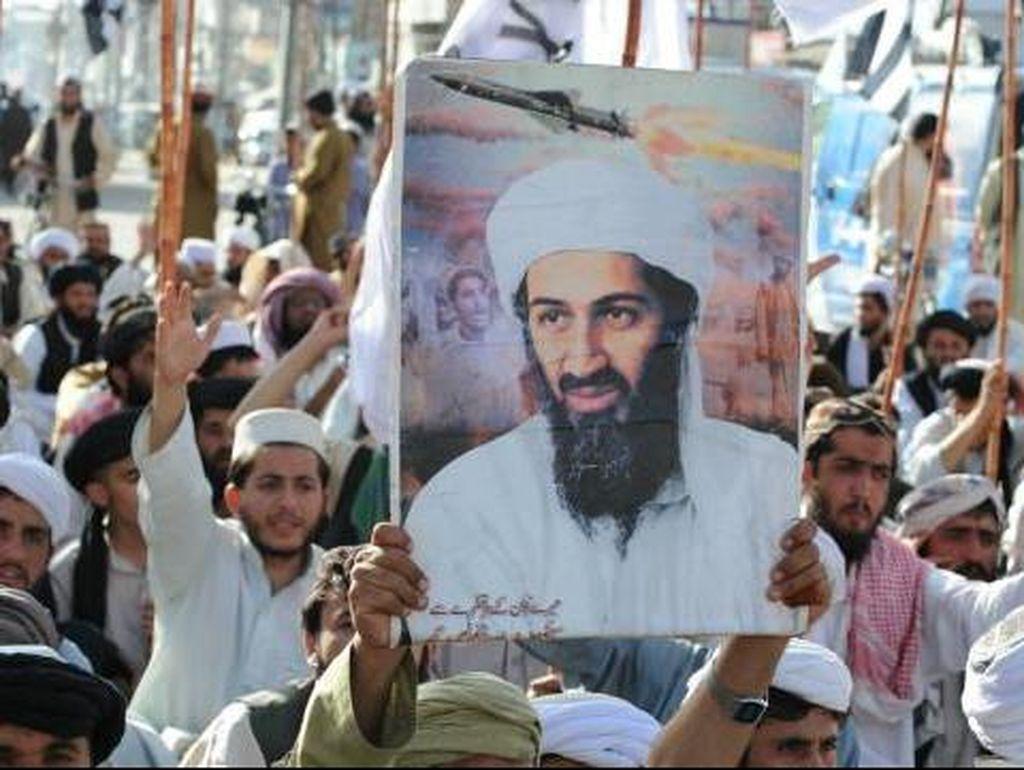 Putra Osama bin Laden Serukan Para Militan di Suriah Bersatu