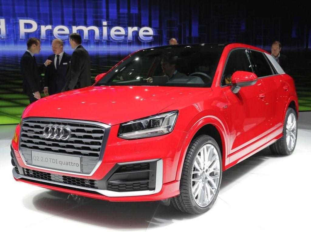 Tampilan Gagah Audi Q2
