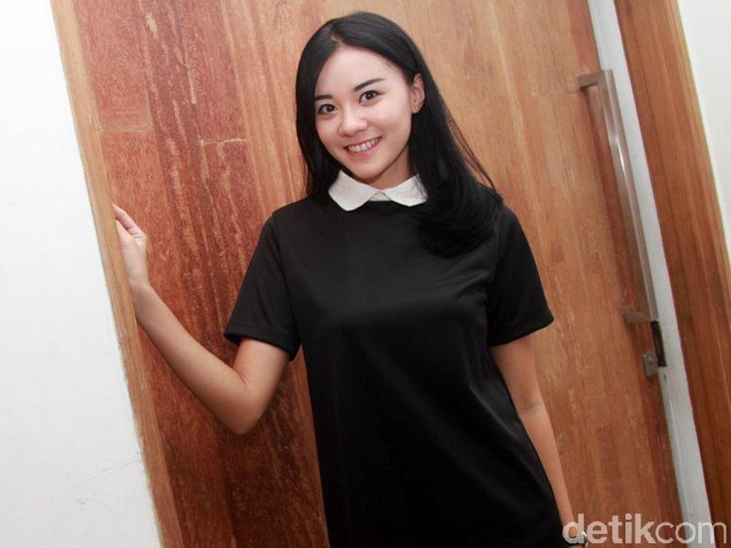 Baru Nikah 5 Bulan, Cleo eks JKT48 Lahirkan Putri Cantik