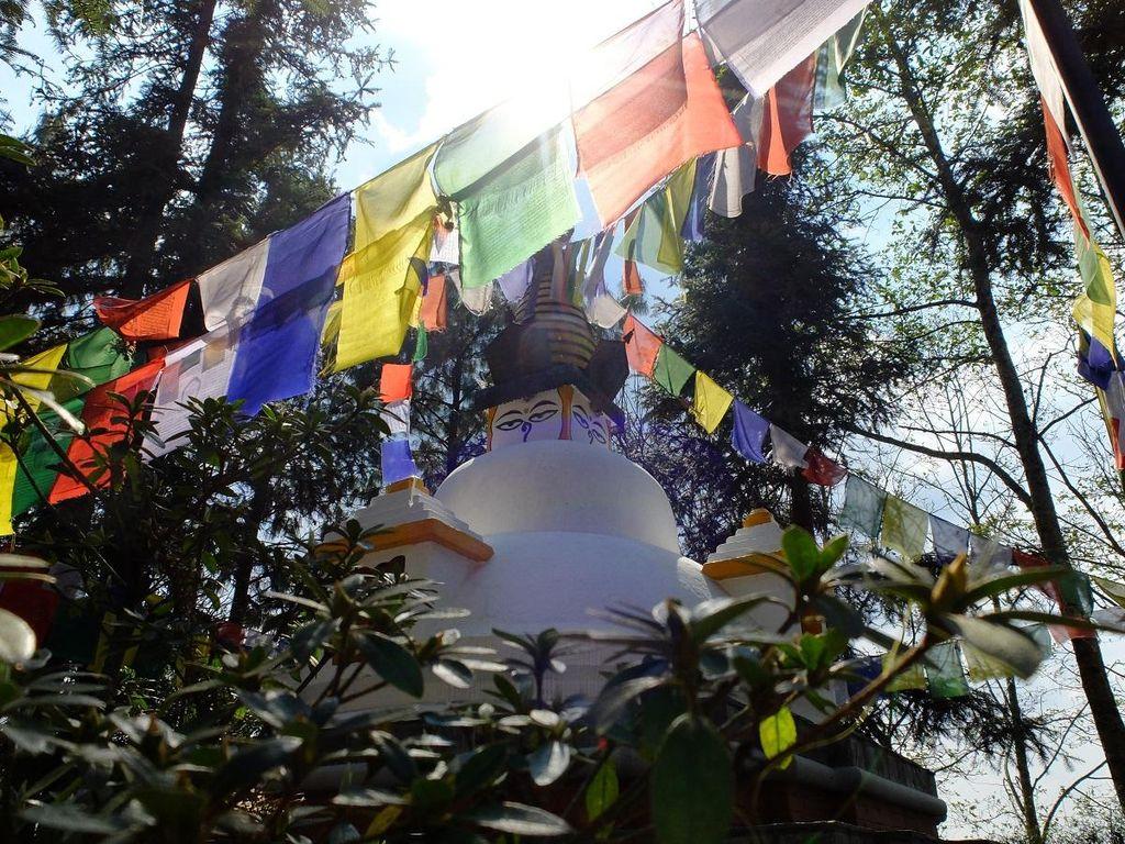 Bendera Doa, Suvenir Unik Khas Nepal
