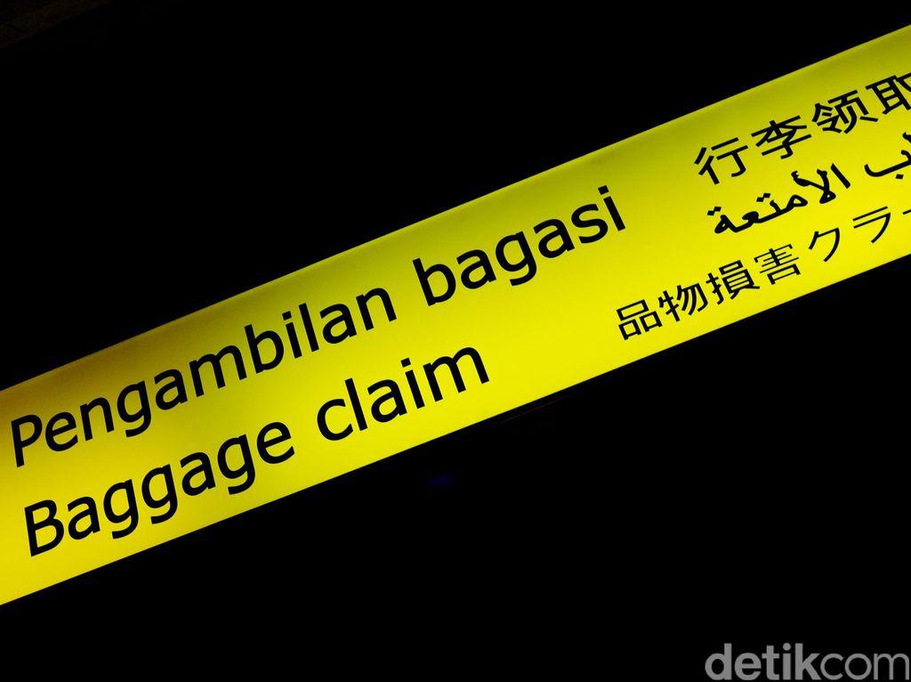 Polisi Tangkap Pencuri Koper di Bandara Soekarno Hatta