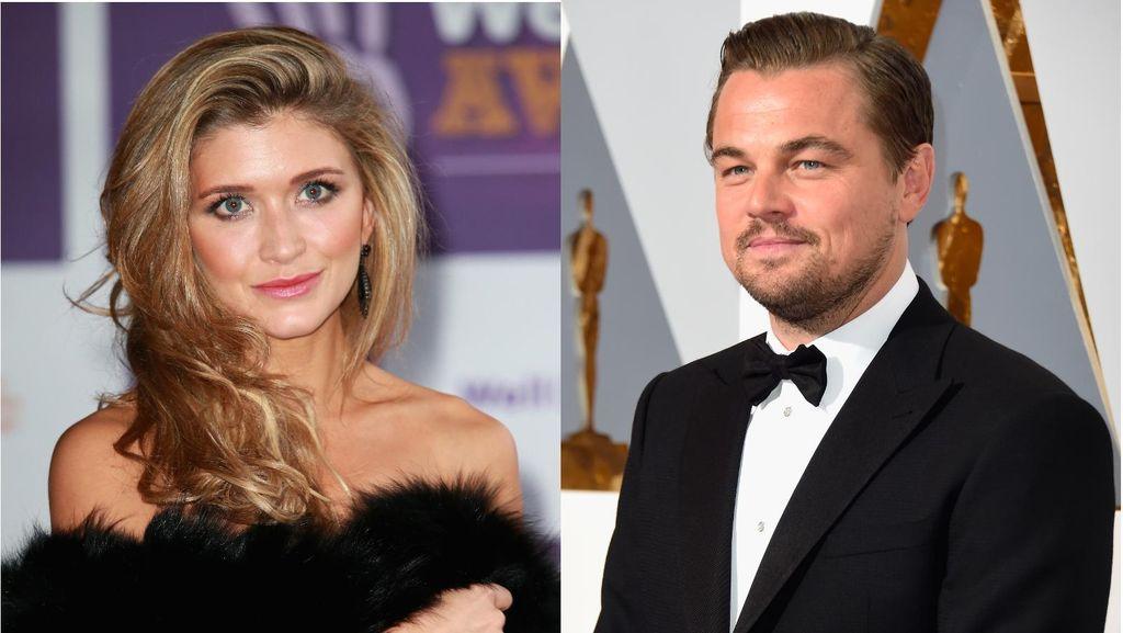 Ini Wanita yang Habiskan Malam Bareng Leonardo DiCaprio Pasca Oscar