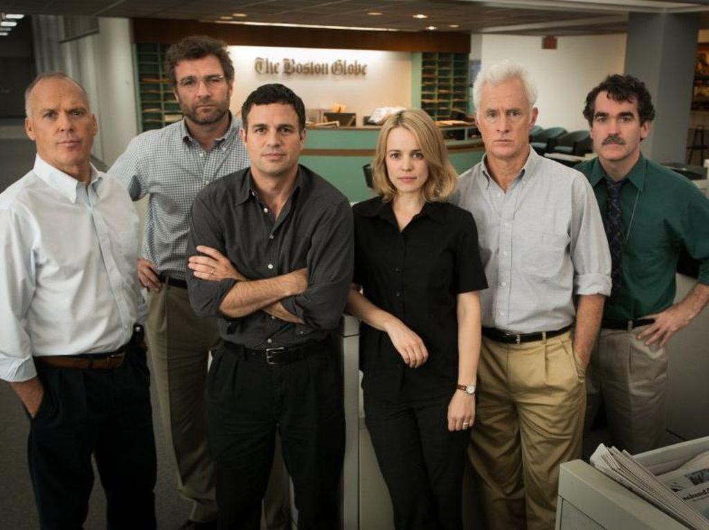 Spotlight Film Terbaik Oscar, dan Efek Jurnalisme Investigasi