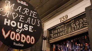 Ngeri! Bahan untuk Voodoo Jadi Suvenir Unik New Orleans