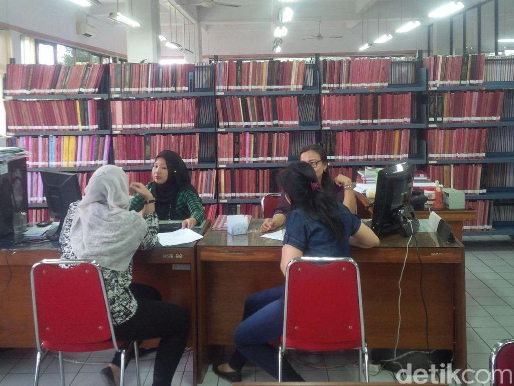Cara USU Medan Tak Buang Skripsi, Wajibkan Mahasiswa Setor dalam Bentuk CD