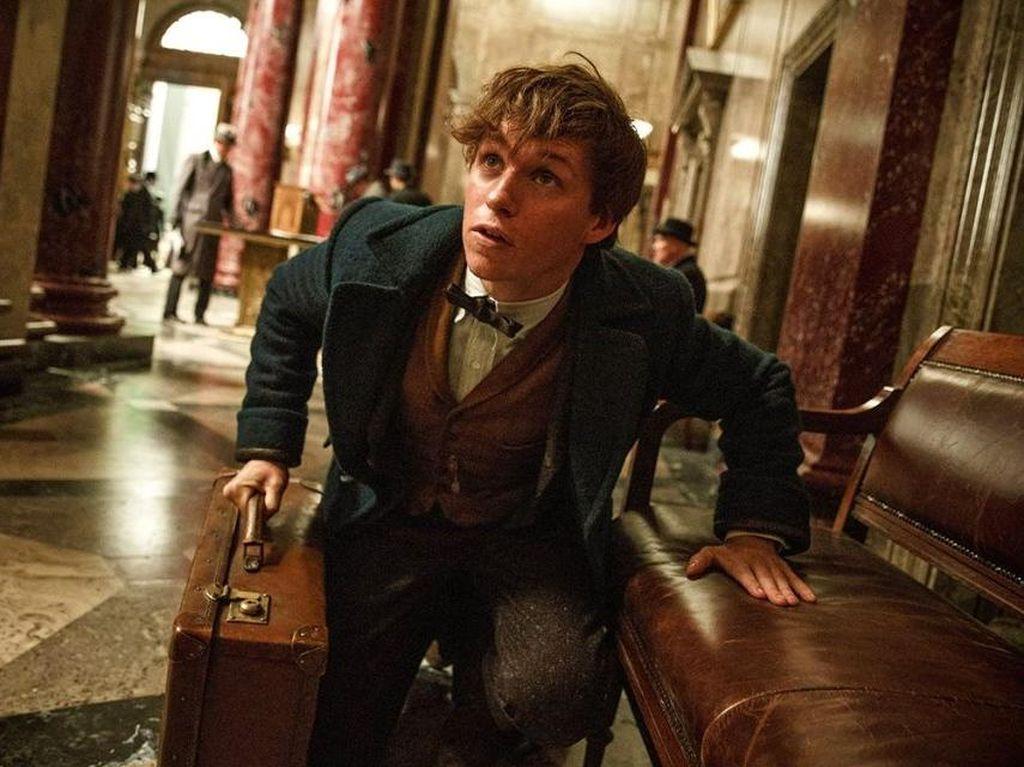 J K Rowling Ungkap Spin-off Harry Potter akan Dibuat Trilogi